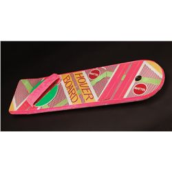 Mattel hoverboard from Back to the Future II