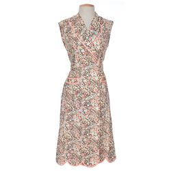 "Debbie Reynolds ""Adelle"" floral print dress from What's the Matter with Helen?"