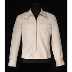 "John Beck ""Moonpie"" signature jacket from Rollerball"