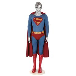 Christopher Reeve hero Superman costume from Superman III