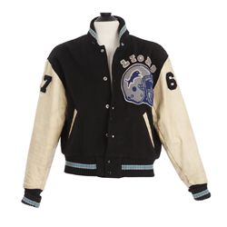 "Eddie Murphy ""Det. Axel Foley"" letter jacket from Beverly Hills Cop III"