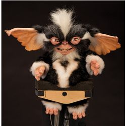 "Hero animatronic ""Mohawk"" Mogwai puppet from Gremlins 2: The New Batch"
