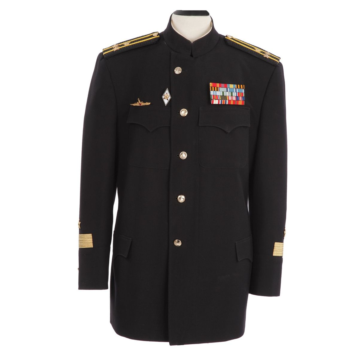 Submarine Uniform 6