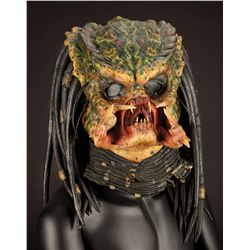 Original Predator head from Predator 2