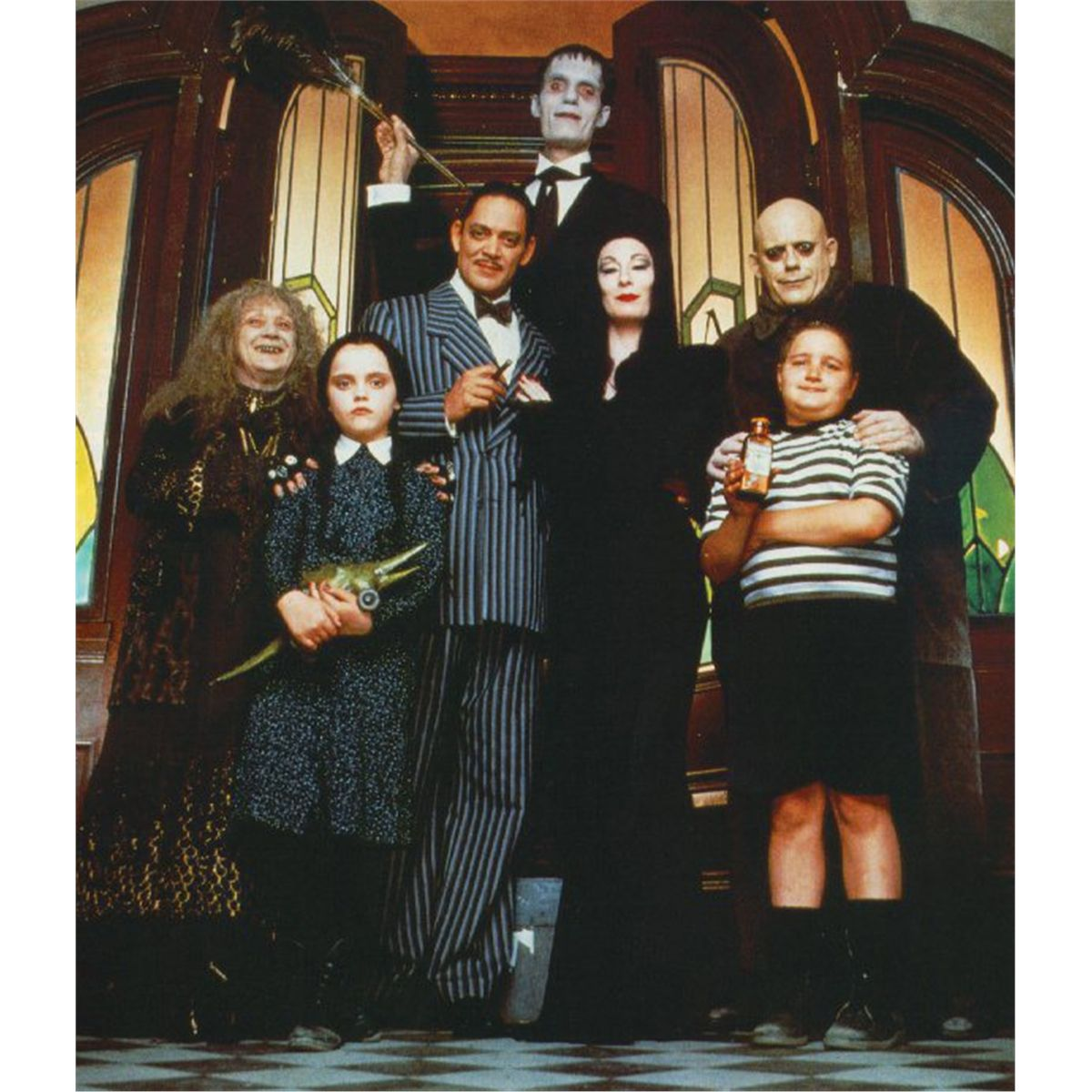 The Addams Family Image 3 The Addams Family 3