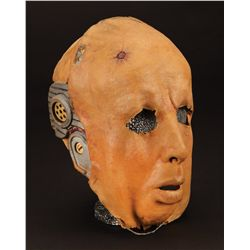 Peter Weller's stunt double mask from RoboCop