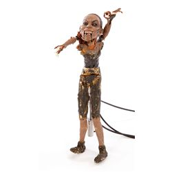 Original screen-used stop-motion slave puppet from Tales from the Hood