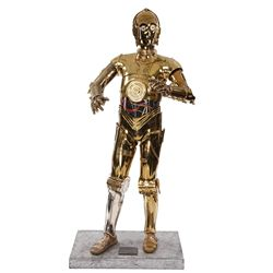 """Don Post Studios Star Wars """"C-3PO"""" limited edition sculpture from Lucasfilm Archive Collection"""