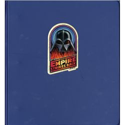 Production design bible from Star Wars: Episode V – The Empire Strikes Back