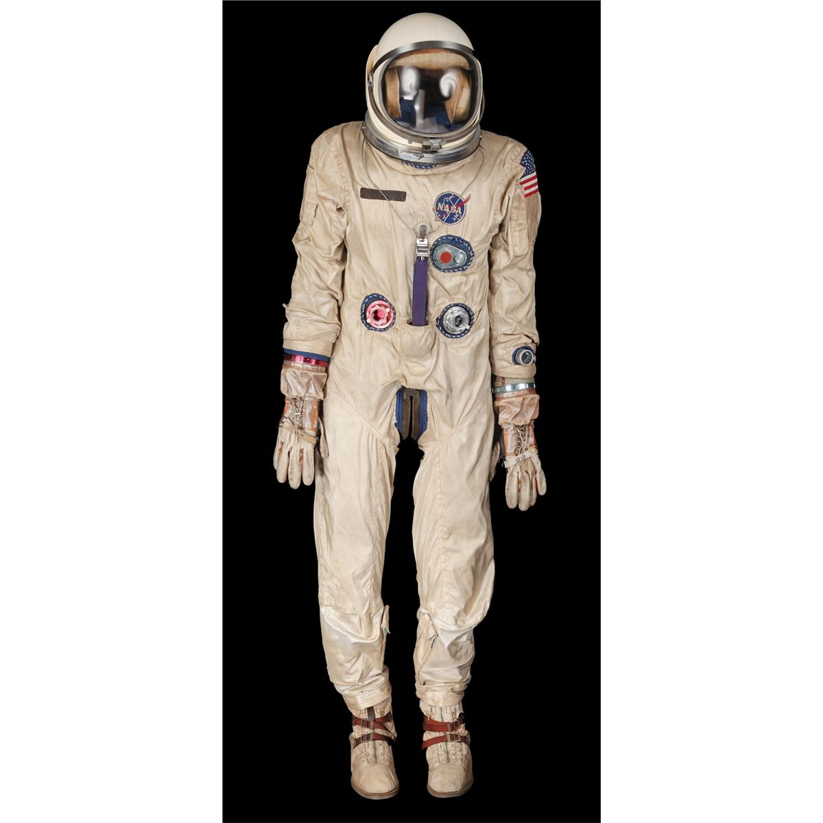 nasa space suit material - photo #28