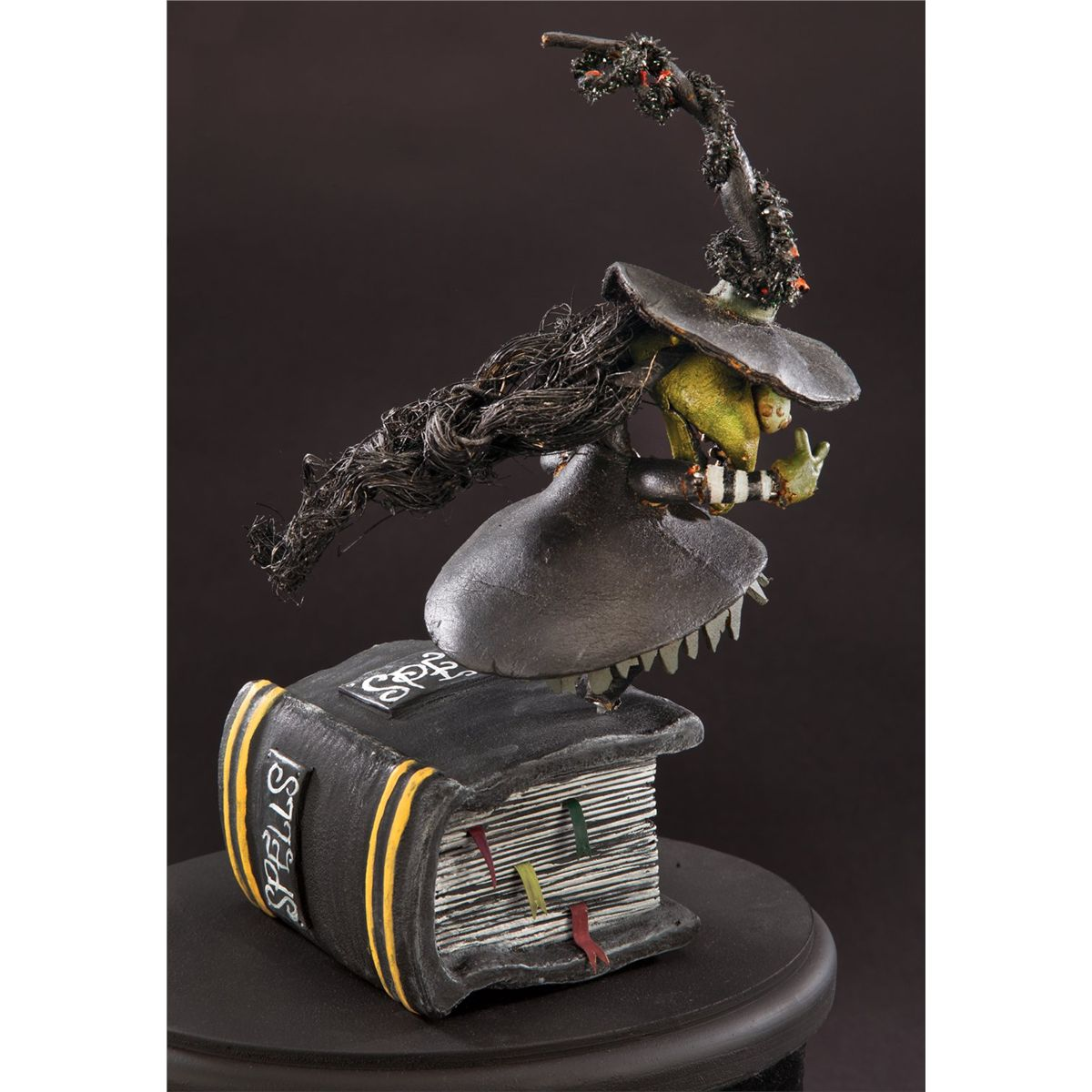 """Screen-used """"Witch"""" puppet from The Nightmare Before Christmas"""