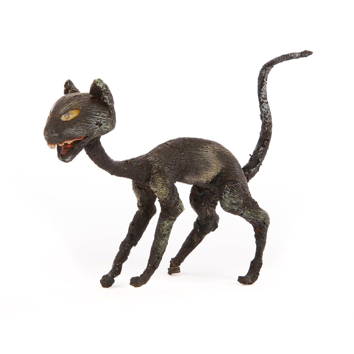 Screen-used Sally\'s black cat puppet from The Nightmare Before ...
