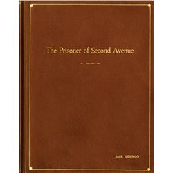 The Prisoner of Second Avenue script