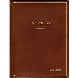 The Great Race script