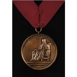 Harvard Arts Medal presented to Jack Lemmon