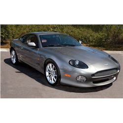 2000 Aston Martin DB7 Vantage