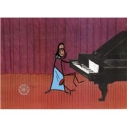 Original production cel from The Sonny and Cher