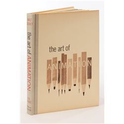 "Walt Disney: The Art of Animation signed by Walt Disney, Disney's ""Nine Old Men"" and other animators"