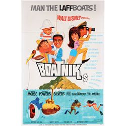 Walt Disney classic live-action collection of (10) 1-sheet posters, including Toby Tyler