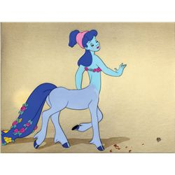 Original production cel of Centaurette from Pastoral Symphony sequence of Fantasia, signed