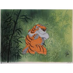 Original production cel of Shere Khan from The Jungle Book