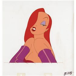 Original production cel from Who Framed Roger Rabbit?