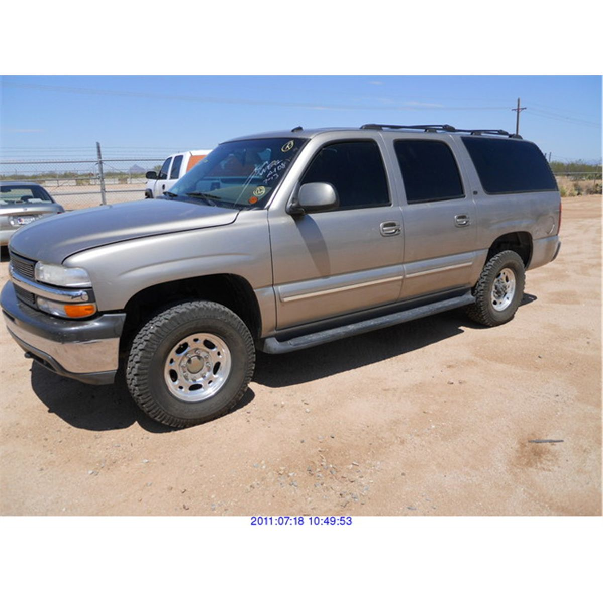 2002 Chevrolet Suburban Rod Robertson Enterprises Inc
