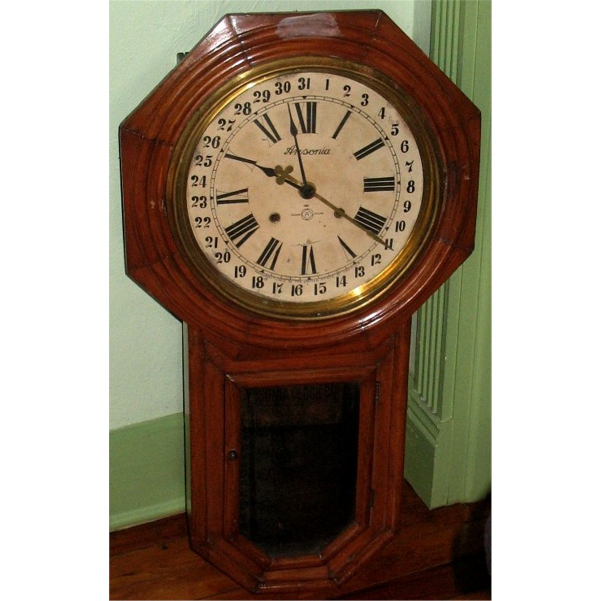 Dating Antique Clocks
