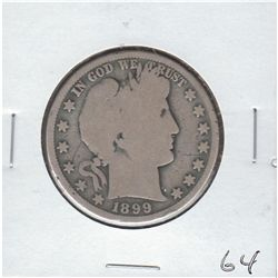 1845 O SEATED HALF DOLLAR