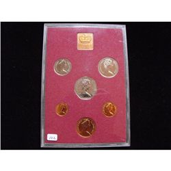 1979 BRITAIN PROOF SET