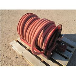 Commercial truck and heavy equipment auction ring 2 for Hannay hose reel motor