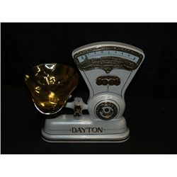 Restored Dayton Model 166 Candy Scale
