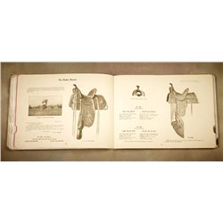 Rare 1912 Los Angeles Saddlery Catalog
