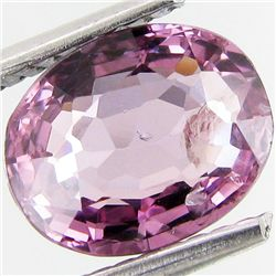 1.82ct Oval Shape Natural Pink Spinel Unheated (GEM-29288)