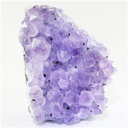 725ct Natural Uruguay Purple Amethyst Crystal Cluster (MIN-000882)