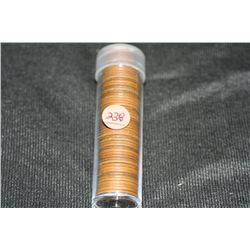Roll of 1920, Wheat Back Pennies