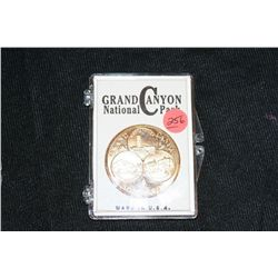 Grand Canyon National Park Bronze Token