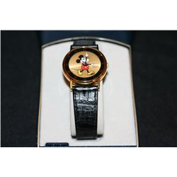 Pulsar Quartz Mickey Mouse Watch