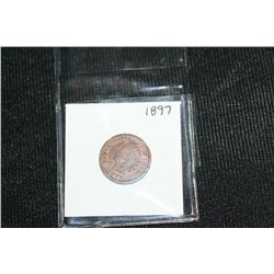 1897 Indian Head Penny