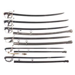 Six German Swords