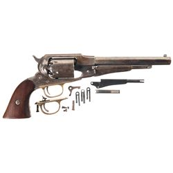 Remington New Model Army Percussion Revolver
