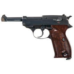 "Walther ""ac 44"" Code P-38 Semi-Automatic Pistol"