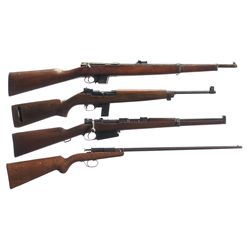 Four European Long Guns -A) Destroyer Bolt Action Carbine