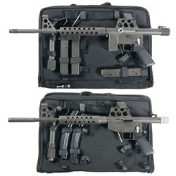 Two Federal Engineering Corporation Semi-Automatic Rifles -A) Federal Engineering Corp. Model XC220