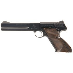 Colt Second Series Woodsman Match Target Semi-Automatic Pistol