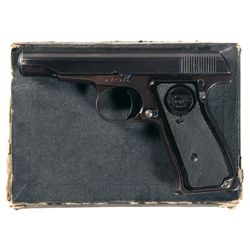 Remington Model 51 Semi-Automatic Pistol with Box