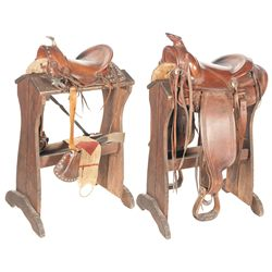 Two Saddles