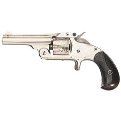 Smith & Wesson Model 1 1/2 32 Centerfire Single Action Revolver