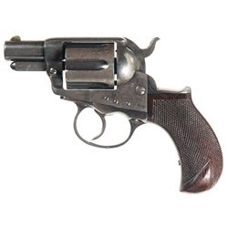 Colt Sheriff's Model 1877 Thunderer Double Action Revolver