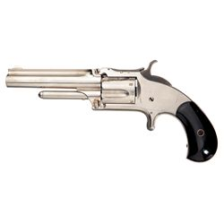 Smith & Wesson Model 1 1/2 2nd Issue Spur Trigger Revolver